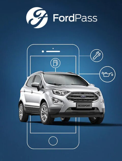 Ecosport 2020 Ford Pass
