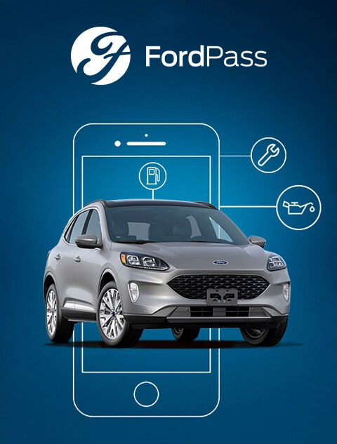 Escape 2020 Ford Pass